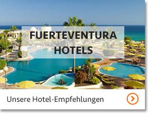Unsere Hotel Empfehlungen für Fuerteventura