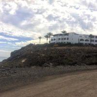 Hotel auf der Klippe