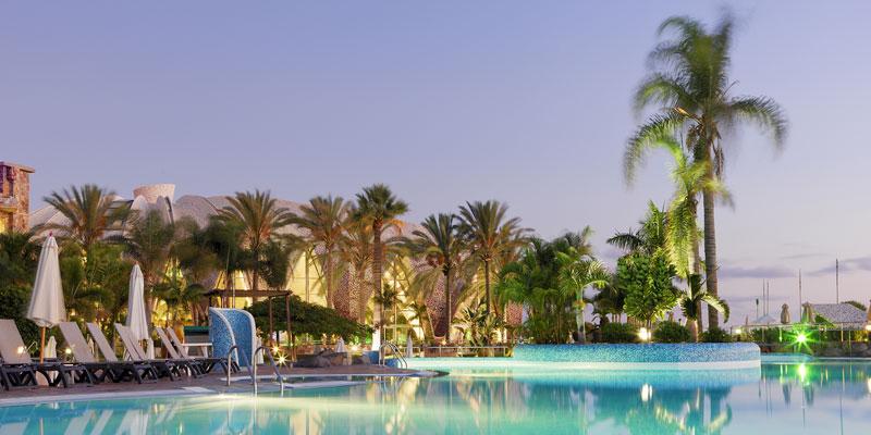 H10 Playa Meloneras Palace Luxushotel