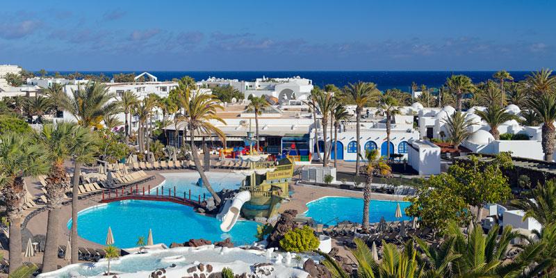 H10 Suites Lanzarote Gardens Hoteltipp