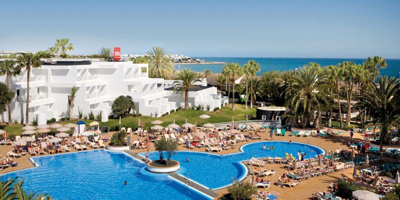 RIU Paraiso Lanzarote Resort Strandhotel
