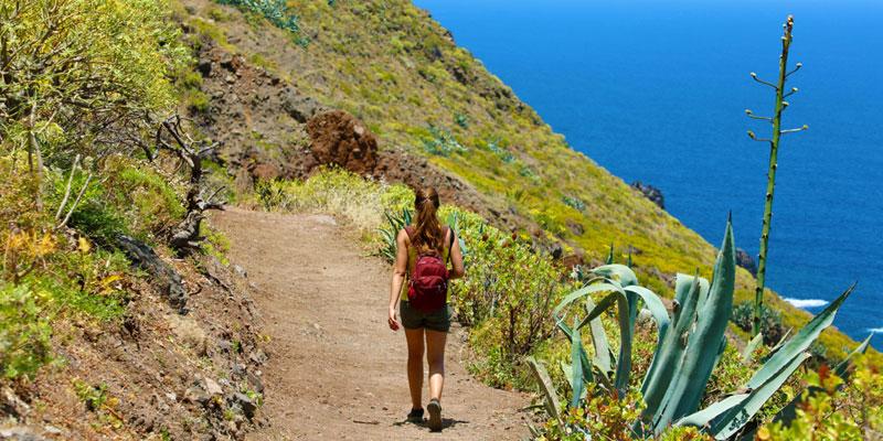 Wandern an der Costa Adeje