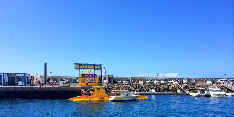 U-Boot fahren