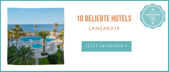 Beliebte Hotels auf Lanzarote