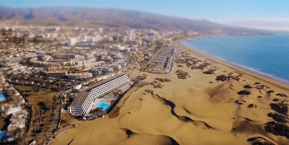 Strandhotels auf Gran Canaria